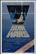 "Movie Posters:Science Fiction, Star Wars (20th Century Fox, R-1982). One Sheet (27"" X 41""). Science Fiction...."
