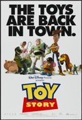 "Movie Posters:Animated, Toy Story (Buena Vista, 1995). One Sheet (27"" X 40"") DS.Animated...."