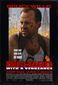 """Movie Posters:Action, Die Hard With a Vengeance (20th Century Fox, 1995). One Sheet (27"""" X 40"""") DS. Action...."""