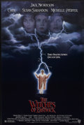 """Movie Posters:Drama, The Witches of Eastwick (Warner Brothers, 1987). One Sheet (27"""" X 41""""). Drama...."""