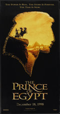 "Movie Posters:Animated, The Prince of Egypt (DreamWorks, 1998). Banner (26"" X 50"") Advance.Animated...."