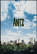 "Movie Posters:Animated, Antz (DreamWorks, 1998). One Sheet (27"" X 40"") DS Advance.Animated...."