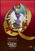 """Movie Posters:Animated, Quest for Camelot (Warner Brothers, 1998). One Sheets (2) (27"""" X 41"""") Advance. Animated.... (Total: 2 Items)"""