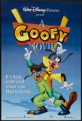 "Movie Posters:Animated, A Goofy Movie (Buena Vista, 1995). One Sheet (27"" X 40"") DS. Animated...."
