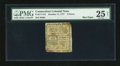 Colonial Notes:Connecticut, Connecticut October 11, 1777 3d PMG Very Fine Net 25....