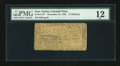 Colonial Notes:New Jersey, New Jersey December 31, 1763 15s PMG Fine 12....