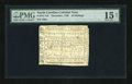 Colonial Notes:North Carolina, North Carolina December, 1768 40s PMG Choice Fine Net 15....