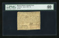 Colonial Notes:Rhode Island, Rhode Island July 2, 1780 $2 PMG Extremely Fine 40....