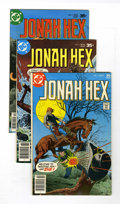 Bronze Age (1970-1979):Western, Jonah Hex Group (DC, 1977-80) Condition: Average VF+.... (Total: 25 Comic Books)