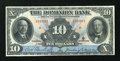 Canadian Currency: , Toronto, ON- Dominion Bank $10 Feb. 1, 1931 Ch. 220-24-08. ...
