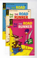 Bronze Age (1970-1979):Cartoon Character, Beep Beep, the Road Runner - File Copy Group (Gold Key, 1972-80) Condition: Average VF/NM.... (Total: 59 Comic Books)
