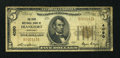 National Bank Notes:Kentucky, Frankfort, KY - $5 1929 Ty. 1 The State NB Ch. # 4090. ...