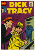 Silver Age (1956-1969):Adventure, Dick Tracy Comics Monthly #96 (cover) (Harvey, 1956) / Forbidden Worlds #41 (insides) (ACG, 1955) Condition: VF....