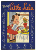Golden Age (1938-1955):Cartoon Character, Four Color #115 Marge's Little Lulu (Dell, 1946) Condition: FN+....