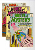 Bronze Age (1970-1979):Horror, House of Mystery Group (DC, 1964-83) Condition: Average VG/FN....(Total: 25 Comic Books)