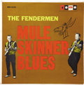 Music Memorabilia:Recordings, Fendermen Mule Skinner Blues Mono LP (Soma 1240, 1960). The Wisconsin duo had a surprise hit with the title cut ... (Total: 1 Item)