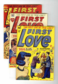 Golden Age (1938-1955):Romance, First Love Illustrated File Copies Group (Harvey, 1949-63) Condition: Average VF/NM.... (Total: 42 Comic Books)
