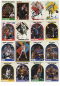 Basketball Collectibles:Others, Basketball Stars Signed Cards Group Lot of Over 200. All frombasketball issues released circa 1990, each card from this gr...