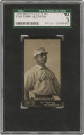 Baseball Cards:Singles (Pre-1930), 1895 Mayo's Cut Plug N300 Tommy McCarthy SGC VG 40. The 1946posthumous Hall of Fame inductee poses in the uniform of the B...