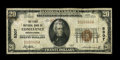 Confluence, PA - $20 1929 Ty. 1 The First NB Ch. # 5307 Fewer than a half dozen small size notes are known from this in...