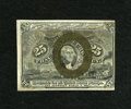 Fractional Currency:Second Issue, Fr. 1284 25c Second Issue Extremely Fine. A piece of tape is found on the back plus this note has a small tear within the br...