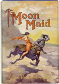 Books:First Editions, Edgar Rice Burroughs. The Moon Maid. Chicago: A. C. McClurg& Co., 1926....