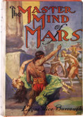 Books:First Editions, Edgar Rice Burroughs. The Master Mind of Mars. Chicago: A.C. McClurg & Co., 1928....