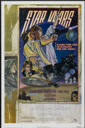 """Movie Posters:Science Fiction, Star Wars (20th Century Fox, 1977). One Sheet (27"""" X 41"""") Style D. Science Fiction...."""