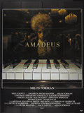 "Movie Posters:Drama, Amadeus (Orion, 1984). French Grande (46"" X 61""). Drama...."