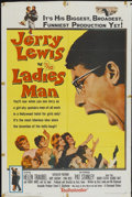 "Movie Posters:Comedy, The Ladies Man (Paramount, 1961). One Sheet (27"" X 41""). Comedy...."