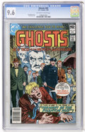 Modern Age (1980-Present):Horror, Ghosts #84 (DC, 1980) CGC NM+ 9.6 Off-white to white pages....