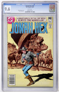 Bronze Age (1970-1979):Western, Jonah Hex #31 (DC, 1979) CGC NM+ 9.6 White pages....