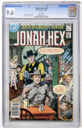 Bronze Age (1970-1979):Western, Jonah Hex #30 (DC, 1979) CGC NM+ 9.6 White pages....
