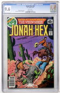 Bronze Age (1970-1979):Western, Jonah Hex #25 (DC, 1979) CGC NM+ 9.6 White pages....