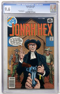 Bronze Age (1970-1979):Western, Jonah Hex #24 (DC, 1979) CGC NM+ 9.6 White pages....