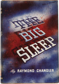 Books:First Editions, Raymond Chandler. The Big Sleep. New York: Alfred A. Knopf,1939....