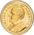 Commemorative Gold, 1903 G$1 Louisiana Purchase/McKinley MS65 NGC. CAC....