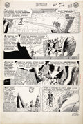 Original Comic Art:Panel Pages, Murphy Anderson - Hawkman #1, page 6 Original Art (DC, 1964)....