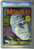 Magazines:Horror, Famous Monsters of Filmland #36 (Warren, 1965) CGC NM- 9.2 Off-white to white pages....