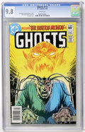 Modern Age (1980-Present):Horror, Ghosts #111 (DC, 1982) CGC NM/MT 9.8 White pages....