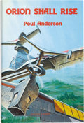 Books:Signed Editions, Poul Anderson. Orion Shall Rise....