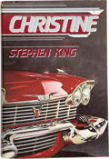 Books:Signed Editions, Stephen King. Christine....