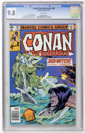 Bronze Age (1970-1979):Adventure, Conan the Barbarian #98 (Marvel, 1979) CGC NM/MT 9.8 White pages....