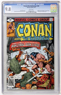 Bronze Age (1970-1979):Adventure, Conan the Barbarian #99 (Marvel, 1979) CGC NM/MT 9.8 White pages....