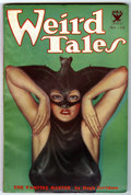 Pulps:Horror, Weird Tales October 1933 (Popular Fiction, 1933) Condition: FN-....