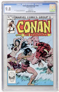 Modern Age (1980-Present):Miscellaneous, Conan the Barbarian #142 (Marvel, 1983) CGC NM/MT 9.8 White pages....