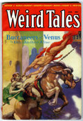 Pulps:Horror, Weird Tales January 1933 (Popular Fiction, 1933) Condition: VG....