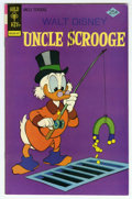 Bronze Age (1970-1979):Cartoon Character, Uncle Scrooge #120 Signed by Carl Barks (Gold Key, 1975) Condition:VF/NM....