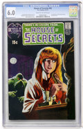 Bronze Age (1970-1979):Horror, House of Secrets #92 (DC, 1971) CGC FN 6.0 Cream to off-whitepages....