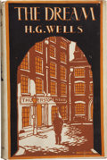 Books:First Editions, H. G. Wells. The Dream. London: Jonathan Cape, 1924.. ...